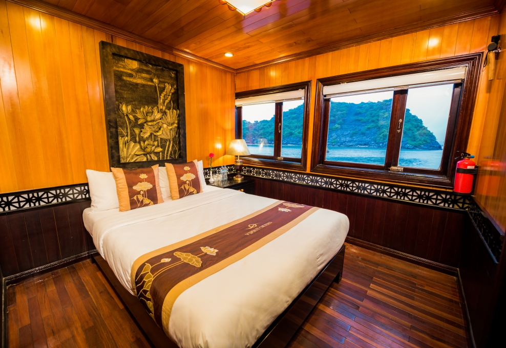 halong vspirit cruise 3 days 2 nights